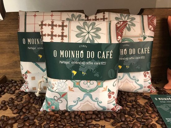 O Moinho do Cafe