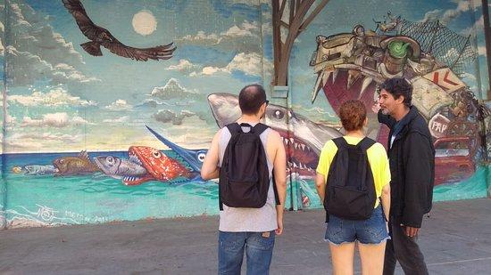 Rio Urban Arts Tour at Pca Maua
