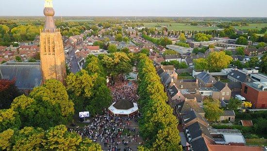Vrijthof Hilvarenbeek