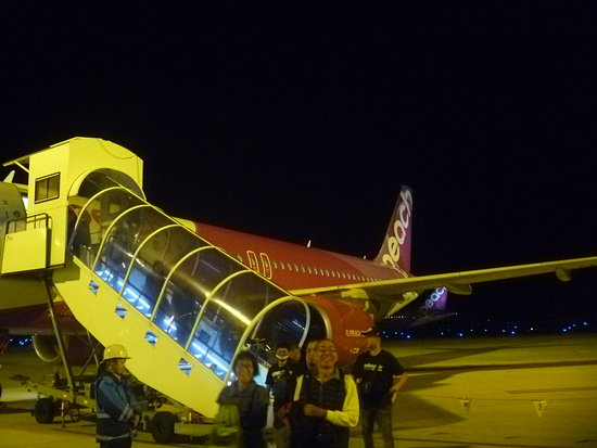 Peach Aviation : A320-214 JA811P