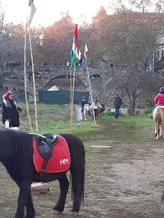 Marcha a caballo