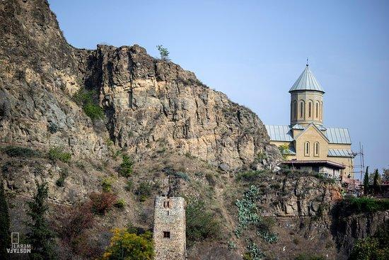 Narikala Church and Fortress