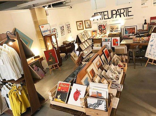 Arteuparte Art Gallery