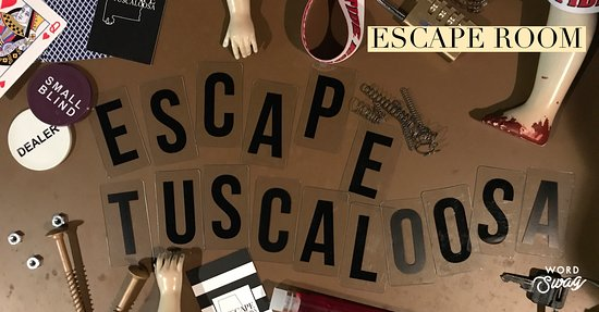 Escape Tuscaloosa