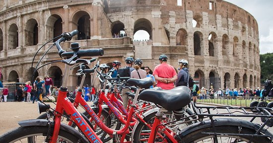 Fat Tire Tours - Rome