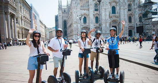 Fat Tire Tours - Milan