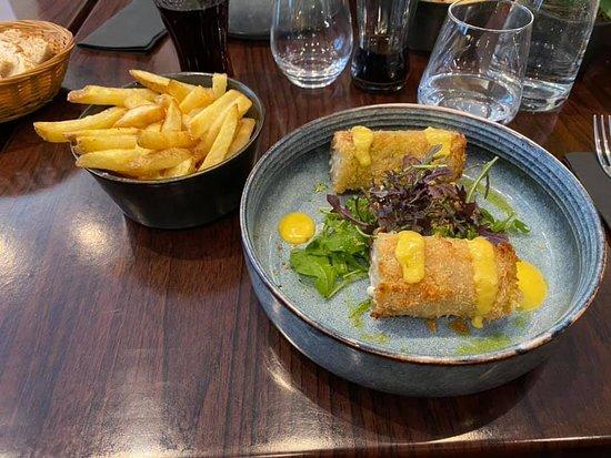Fish & chips en plat de la semaine