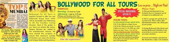 World of Bollywood India Tours