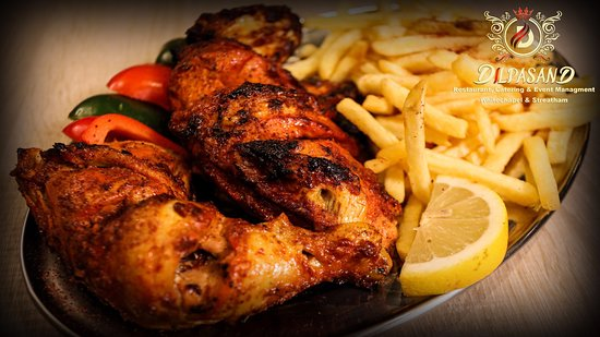 Dilpasand Special Grilled Chicken