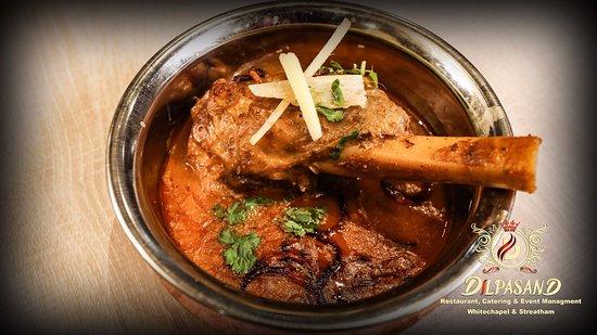 Lamb Shank Nihari