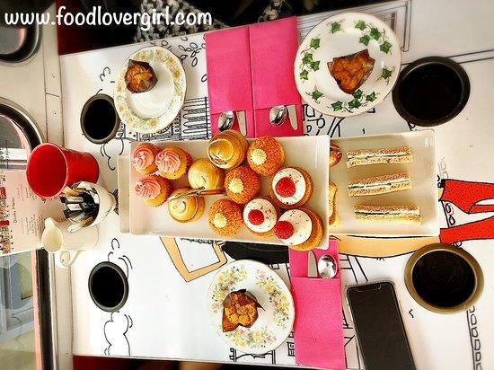 Brigit's Afternoon Tea Bus: Afternoon Tea