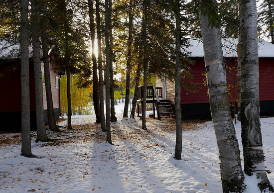 Kamsack, Canada: year round cabins and condos, newly renovated right next to the beach, snowmobile and cross country ski trails right out your door, lots of year round activities within the park. Excellent family getaway in the provincial park