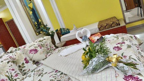 Conchal, SP: Dias especiais com um toque especial🌹⚘🌹 Hotel & Eventos Hospede-se, encante-se❤
