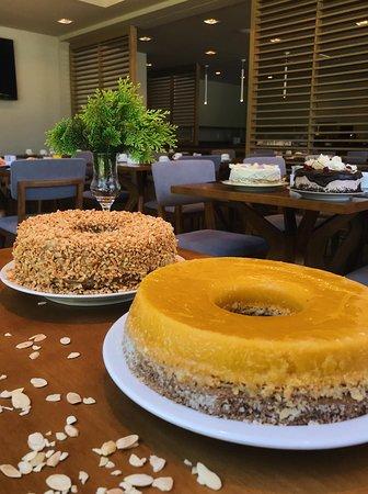 Bolos e tortas deliciosas