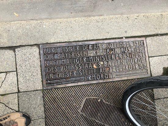 Kurt-Eisner-Denkmal