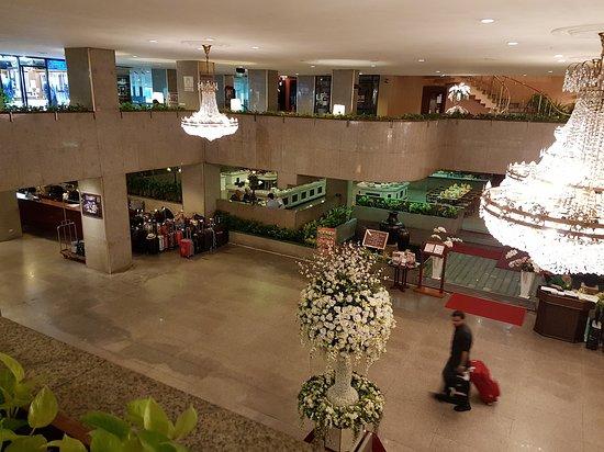 Areal sekitar Lobby, pengalaman kedua menginap di Asia Hotel Bangkok pada 12-14 Juni 2019 :)