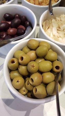 Nice Olives!