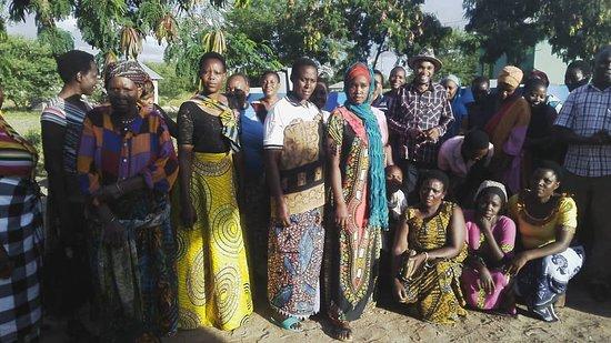 Simiyu Region, Tanzania: Community interventions at Maswa District