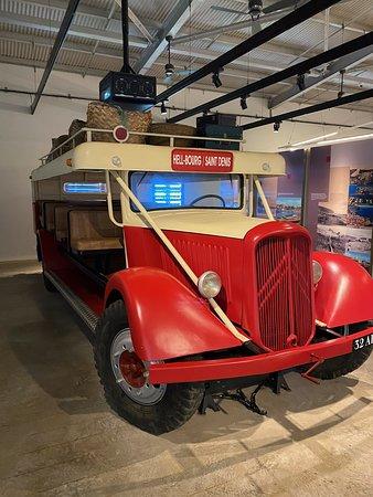 Un des premiers transport en commun