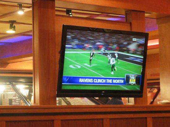TV on Site, Sizzler, Santa Clara, CA