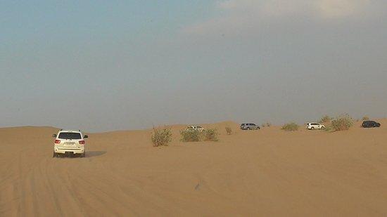 Extreme Desert Safari Evening with Dinner: Караван