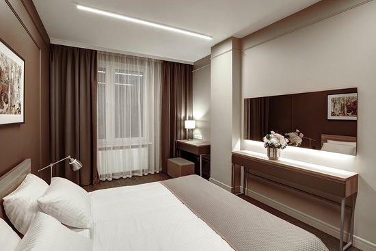 В комплексе 6 категорий апартаментов: от студий с эркерами до номеров с двумя спальнями. - Foto di ARTSTUDIO Nevsky, San Pietroburgo - Tripadvisor