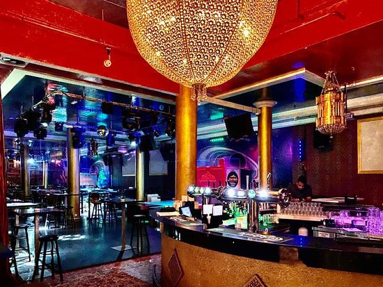Marrakesh Musicteque Club & Lounge