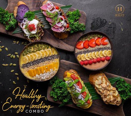 Healthy Food Combo