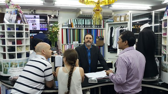 Overseas Tailor - 1st Branch