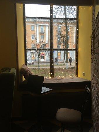 Крутая кофейня ))