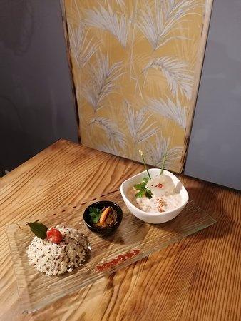 Crevette Piquante à a Thaï & son Dôme Quinoa BIO Coco