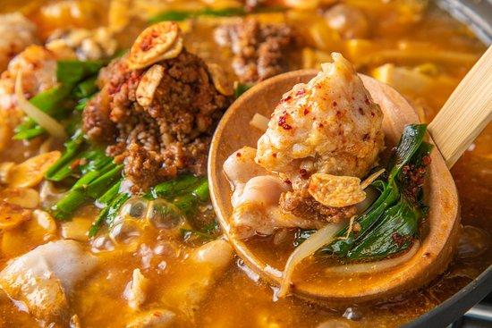 コチュジャン スープ