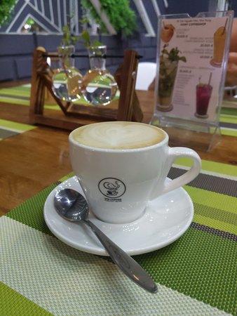 Отличная кофейня
