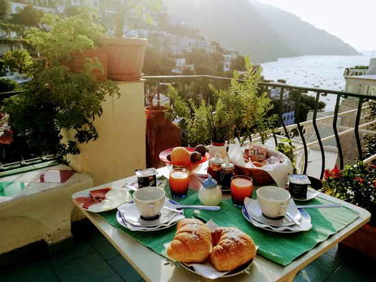 bed and breakfast  Positano