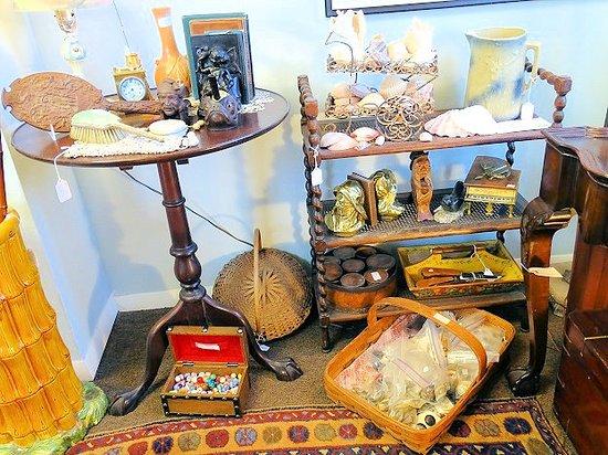 Walden Street Antiques