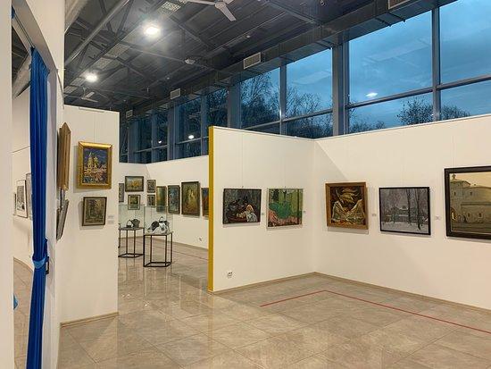 В музейном комплексе в декабре 2019
