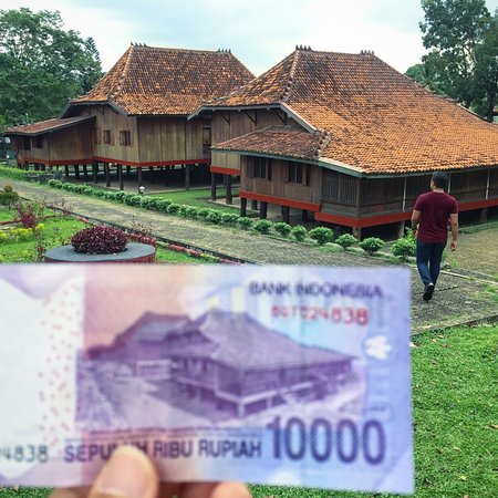 On the money in the East there are many cool sites and places. Indonesia