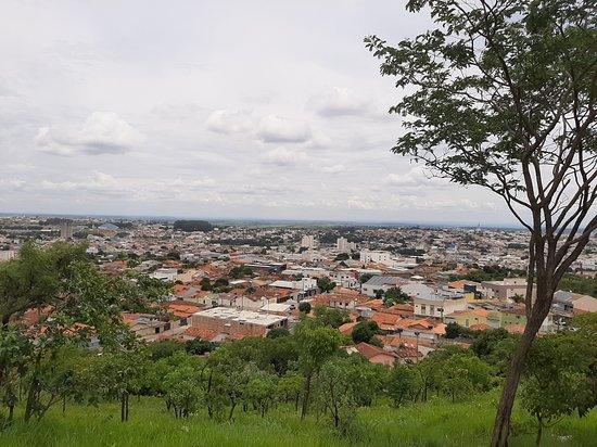 Catalao, GO: Vista da cidade Catalão/GO
