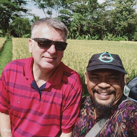 Ariyadi Bali driver