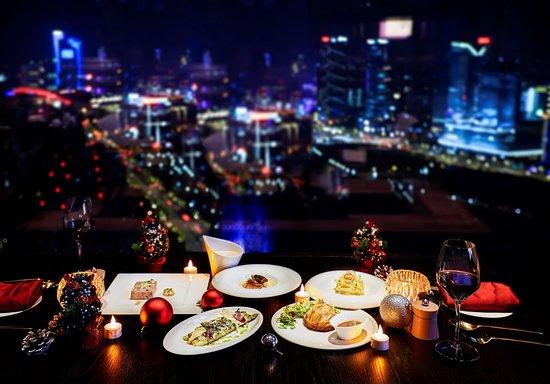 Zhuo Xian night view