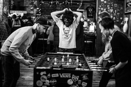 Punk Fiction Skate Bar