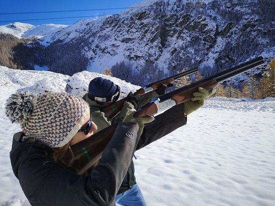 Clay Shoot Zermatt