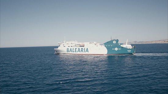 Denia, Spain: Navegando