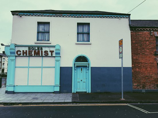 Farmacia a Drumcondra, Dublino