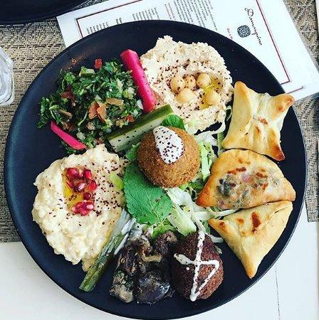 Découvrez la Cuisine Syrienne au Damasquino!