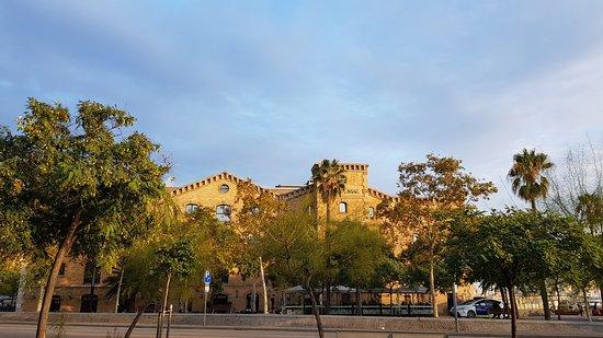 ברצלונה, ספרד: Barcelona. Palau de Mar, 31 d'octubre de 2019