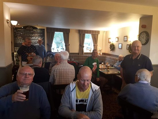 Carlton in Lindrick, UK: From all the Men in Sheds Worksop would like thank the staff for a lovely meal.