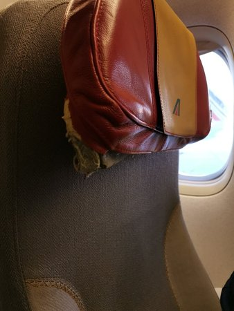 Alitalia: Terribile