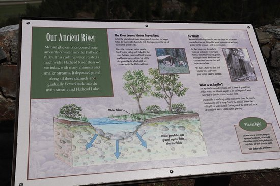 Our ancient rivers