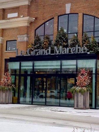 Le Grand Marché de Québec fête son premier Noël